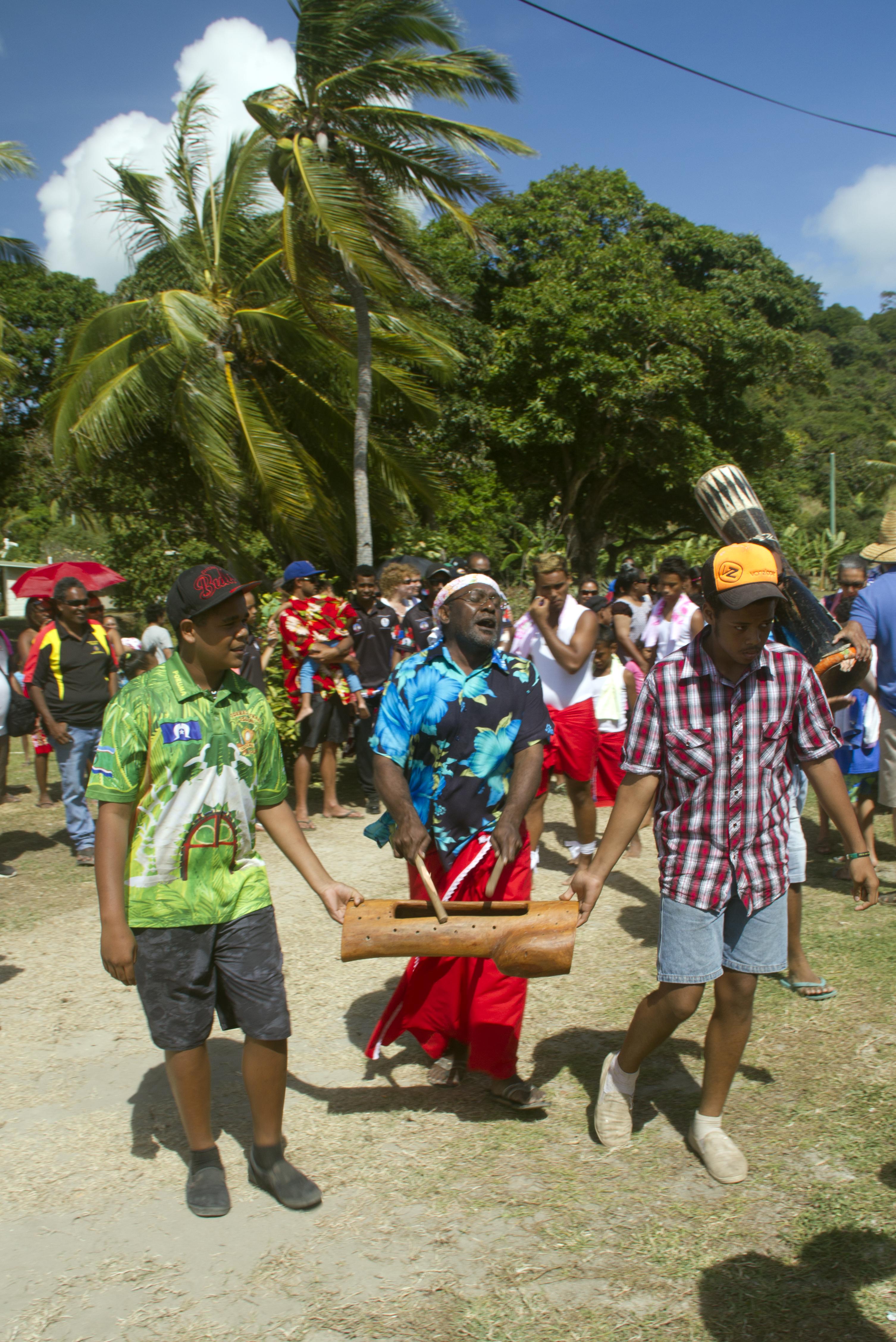 Indigenous Australian Culture Going Strait